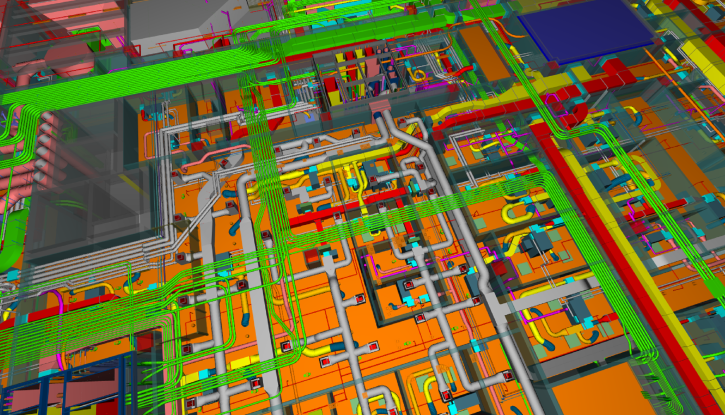 PrecisionBIM project 04